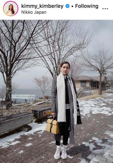 หมาก ปริญ คิมเบอร์ลี่ แอน เทียมศิริ เที่ยวญี่ปุ่น