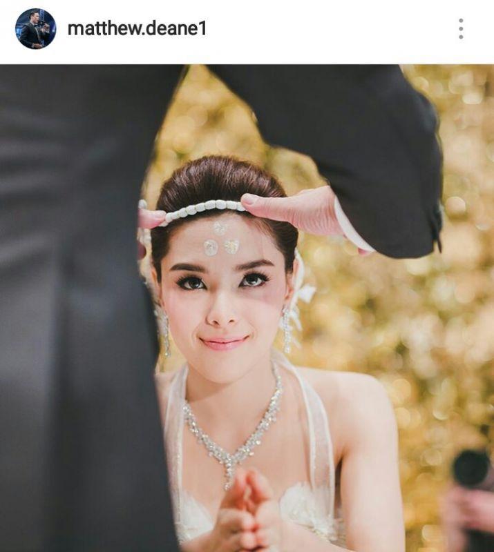 ลีเดีย แมทธิว 3 ปี ครบรอบ แต่งงาน