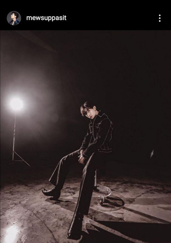 THANOS มิว ศุภศิษฏิ์ นักร้อง ซีรส์วาย นักแสดง