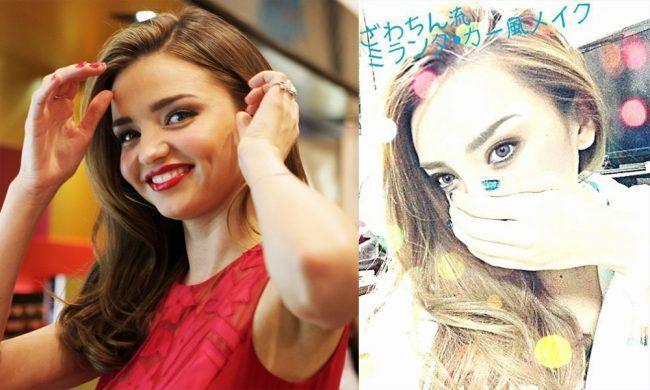 ช่างแต่งหน้าขั้นเทพ แต่งหน้าขั้นเทพ ไอดอลเกาหลีชื่อดัง  ไอดอลเกาหลี ประเด็นร้อน ช่างแต่งหน้าญี่ปุ่น