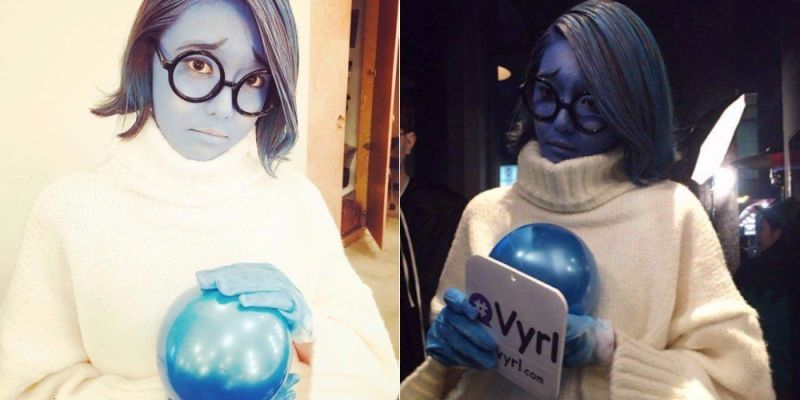 SM Entertainment ไอดอลเกาหลี ชุดฮาโลวีน