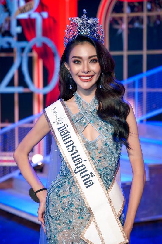 Miss Grand Thailand นางงาม มงกุฏ