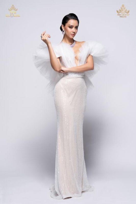 อแมนด้า ชาลิสา มิสยูนิเวิร์สไทยแลนด์ 2020 MUT2020