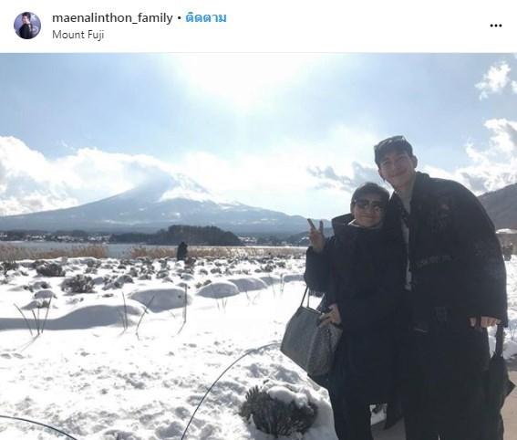 โตโน่ ณิชา จิ้น เที่ยว ญี่ปุ่น