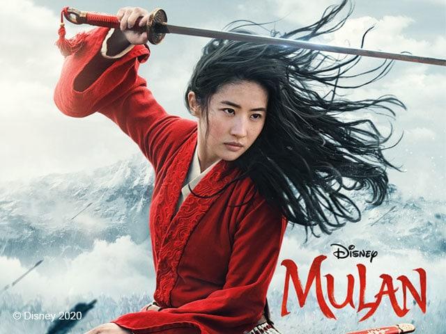 Mulan เข้าฉาย 4กันยายน