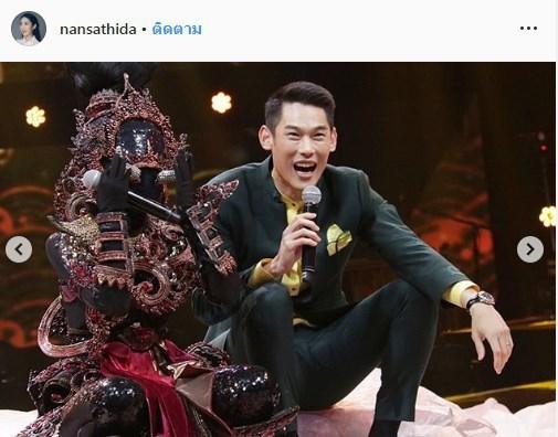หน้ากากพันธุรัตน์ The Mask วรรณคดีไทย