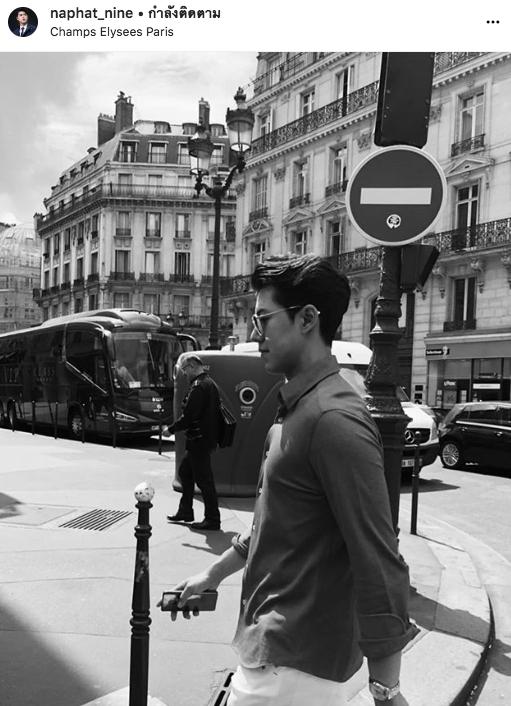 นาย ณภัทร อีเว้นท์ ปารีส