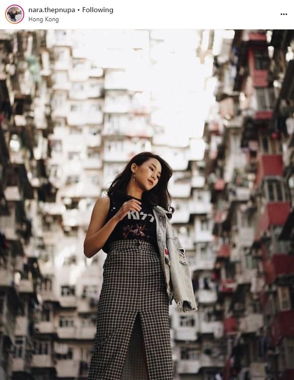 นารา ร่วมงาน จียอน ไต้ฝุ่น ความรักของอาเซ Club Friday