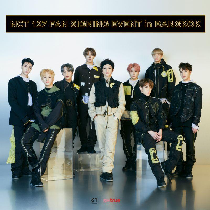 NCTzen NCT 127 #NCT127_NEOCITYinBKK