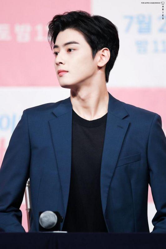 Cha EunwooAstro MyIDisGangnamBeauty