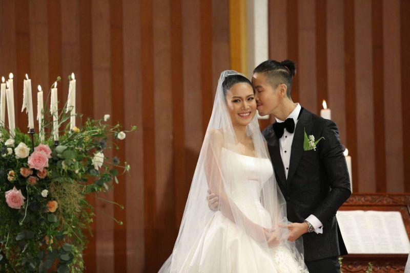 นิ้ง เจได แต่งงาน