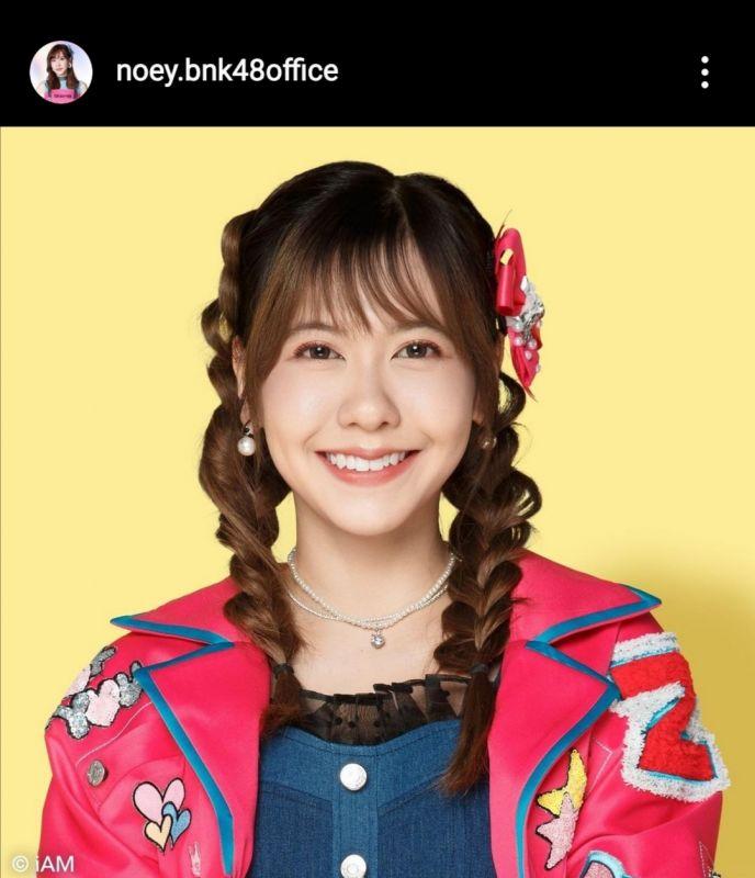 เนย กานต์ธีรา LYRA BNK48 นักร้อง