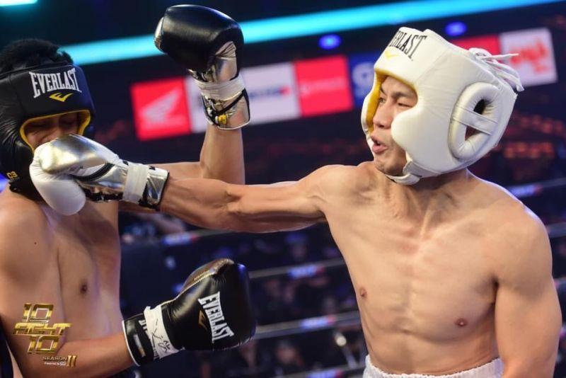 10 Fight 10 ณัฏฐ์ เทหัสดิน เป้ วงมายด์ ชกมวย