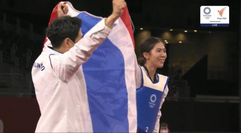 เทนนิส พาณิภัค เทควันโด โอลิมปิก เหรียญทอง