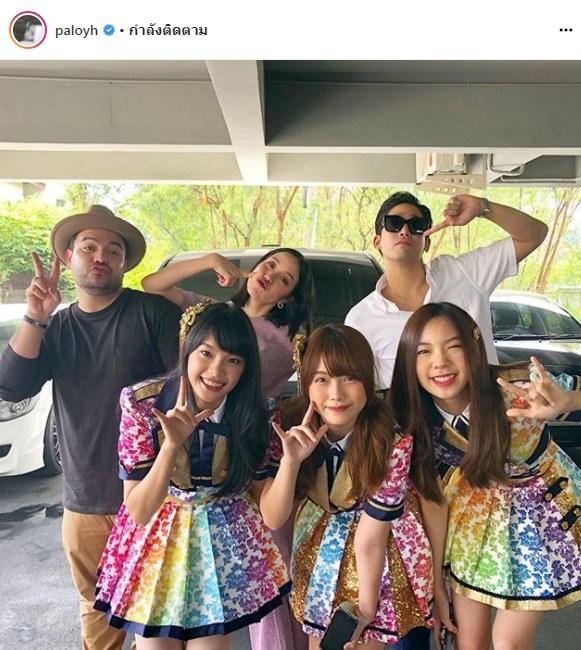 พลอย หอวัง พิชญ์ กาไชย BNK48