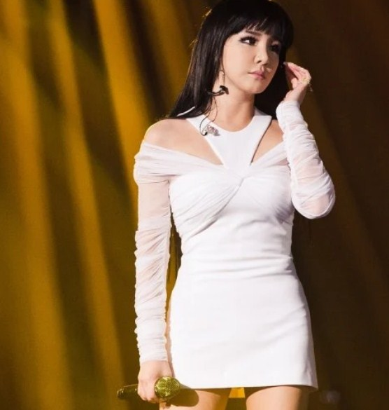 Park Bom 2NE1 เพลงใหม่ ฉายเดี่ยว