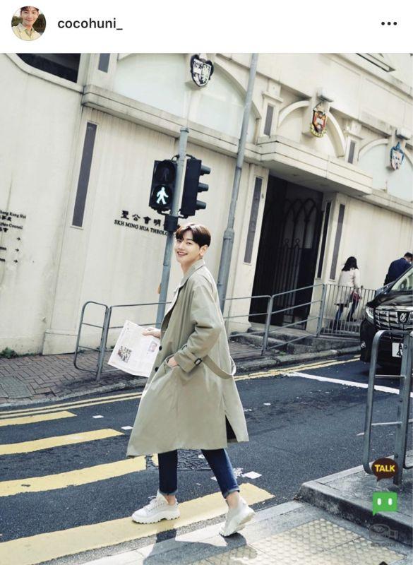 Park Ji Hoon โรคมะเร็ง