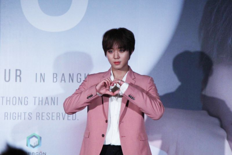 Park Jihoon FANCON ASIA TOUR IN Bangkok มีตติ้ง