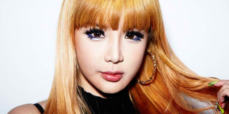 Park Bom 2NE1ยุบ วง
