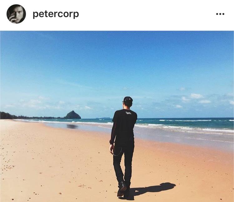 ปีเตอร์ คอร์ป หายหน้าจากวงการ