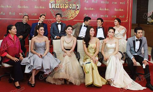 พระนางหลายคู่ กระแสแรง แจ้งเกิดนักแสดง วงการบันเทิงไทย