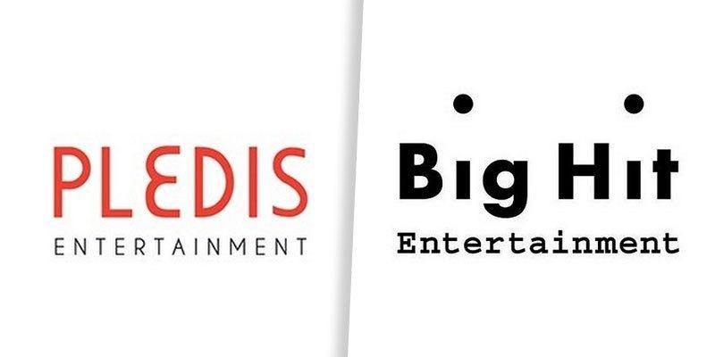 ผู้ถือหุ้นใหญ่ Pledis Ent BigHit kpop