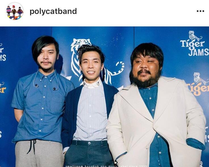 Polycat เบิร์ด ธงไชย เพลง ซิงเกิ้ล