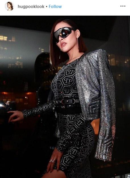 NYFW ปุ๊กลุก ฝนทิพย์ New York Fashion Week ร่วมงาน โกอินเตอร์