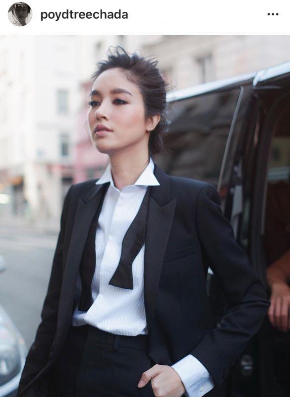 บอย ลุค แมน บอย แฟชั่นวีค ปารีส งาน ละคร จีน