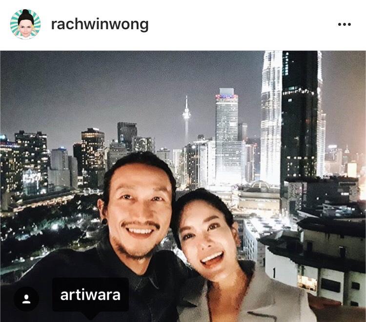 ก้อย รัชวิน ตูน เที่ยว มาเลเชีย สวีท แต่งงาน