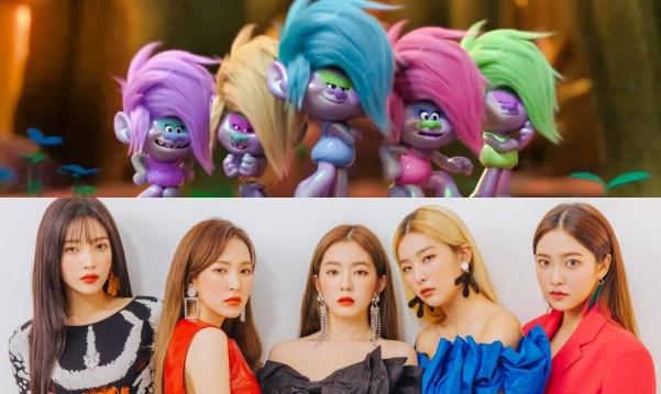 สนุกแน่ Wendy Rowoon Red Velvet SF9 Trolls