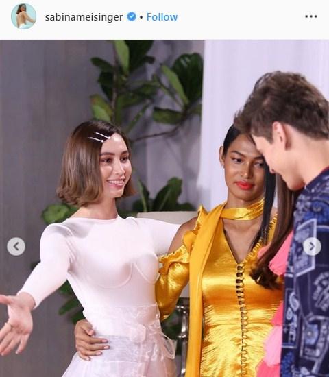 มาสเตอร์ซาบีน่า มารีญา เดอะเฟซ The Face Thailand