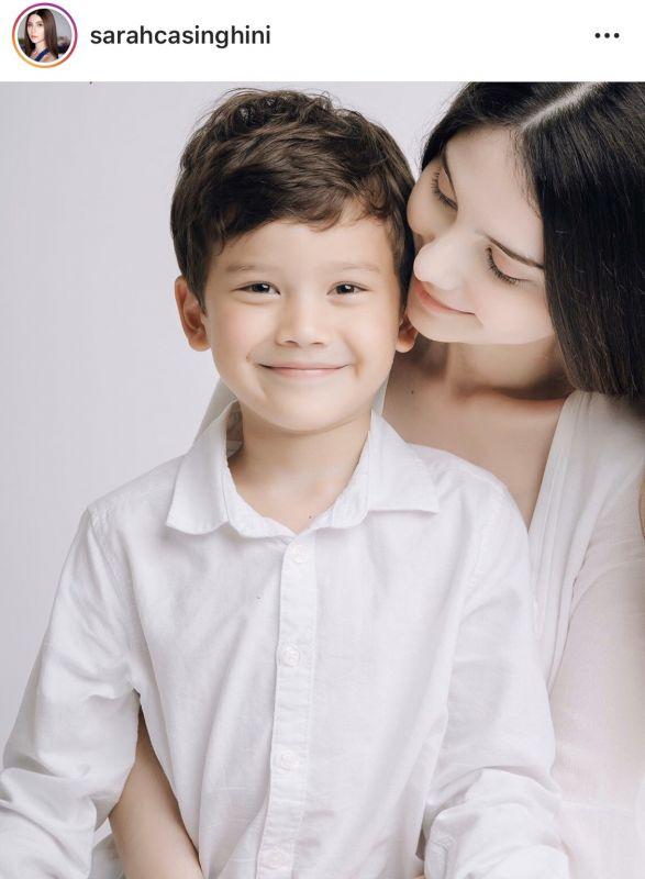 ไมค์ พิรัชต์ ซาร่า คาซิงกินี ครอบครัว ฟ้องศาล