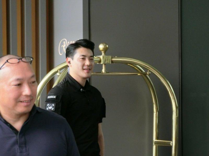 bodyguard บอดี้การ์ด taeyeon snsd