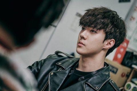 EXO Sehun Pirates 2 ภาพยนตร์