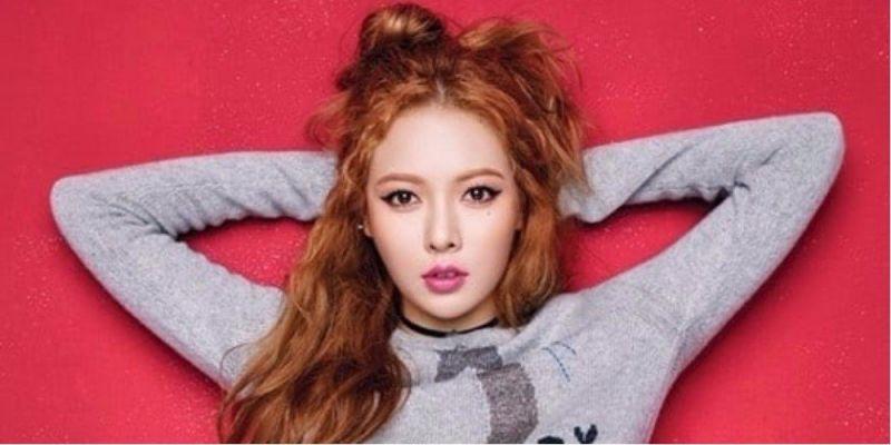 ไอดอล หญิง kpop สวย นักร้องเดี่ยว