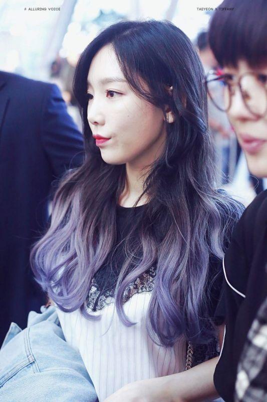 รวมภาพ สีผมของ Taeyeon ที่แฟนคลับ ควรทำตาม