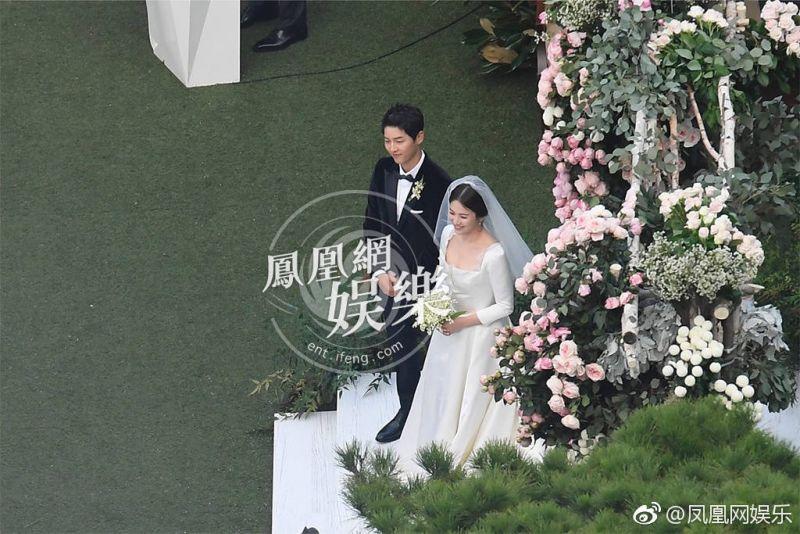 songsongcouple Song Joong Ki Song Hye Kyo  แต่งงาน