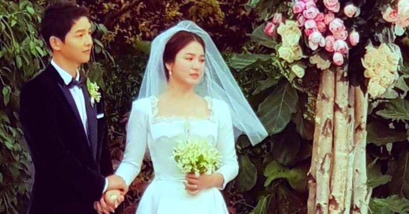 song hye kyo song joong ki คำสัญญา