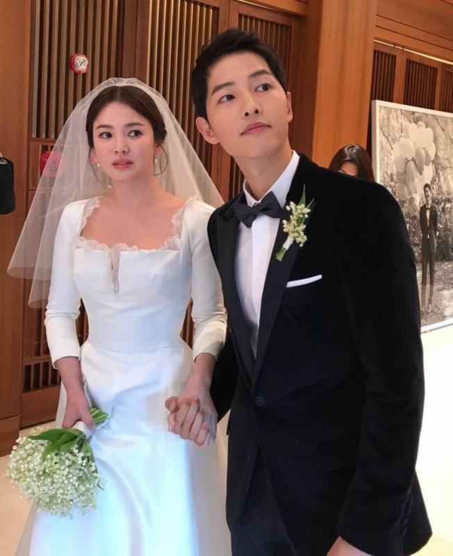 song hye kyo song joong ki คำสัญญา