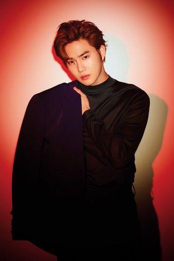 Suho EXO-L SM โซโล่ อัลบั้ม เพลงใหม่