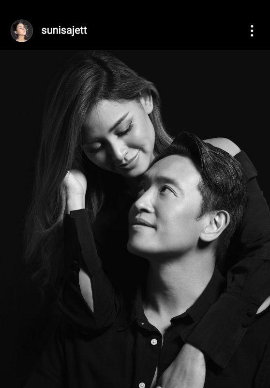 วิกกี้ สุนิสา แต่งงาน ชาย ชาตโยดม ดารา นักแสดง
