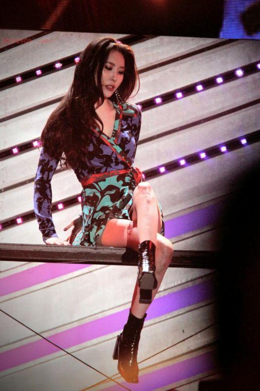 Sojin Hara Lizzy yoona Sowon Sunmi หุ่น ผอม น้ำหนัก