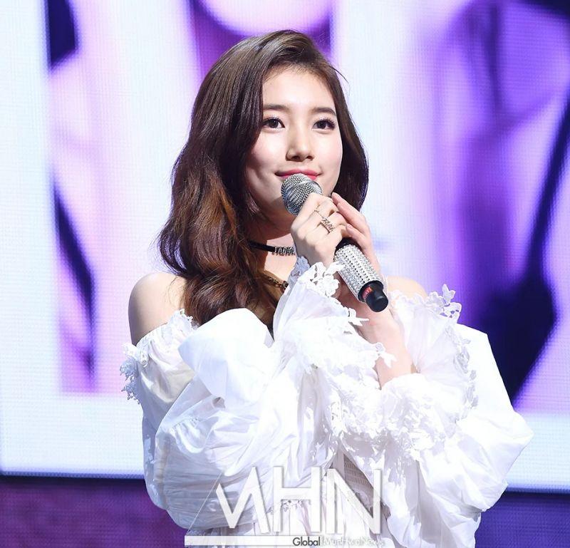 Suzy Sunmi Hyuna IU Hani Donghae หน้าสด