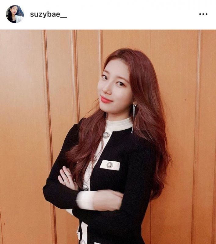 JYP Entertainment แพ ซูจี ผลงาน