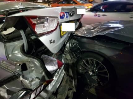 taeyeon อุบัติเหตุ