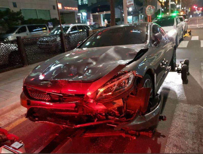 taeyeon sm อุบัติเหตุ รถชน