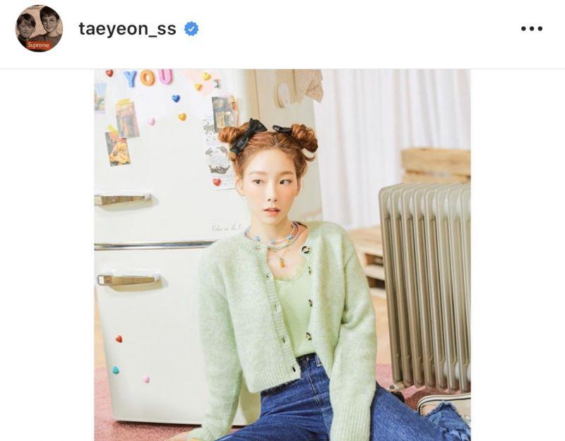 Taeyeon คุณพ่อ เสียชีวิต