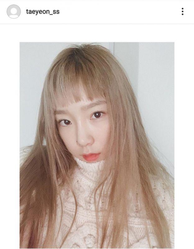 Taeyeon ชาวเน็ต สัญญา ค่าย