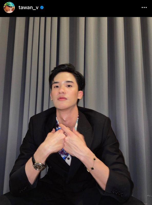 เต ตะวัน นักแสดง ดราม่า นักร้อง GMMTV